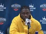 """Pelicans - Holiday : """"Zion appartient à l'élite"""""""