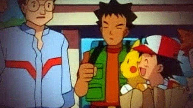 Pokemon S02E02 A Scare In The Air