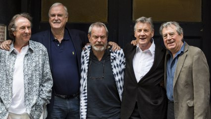 Monty Python stars pay tribute to Terry Jones