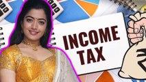 Income Tax Ride in Rashmika House | Rashmika Mandanna | sarileru neekevvaru