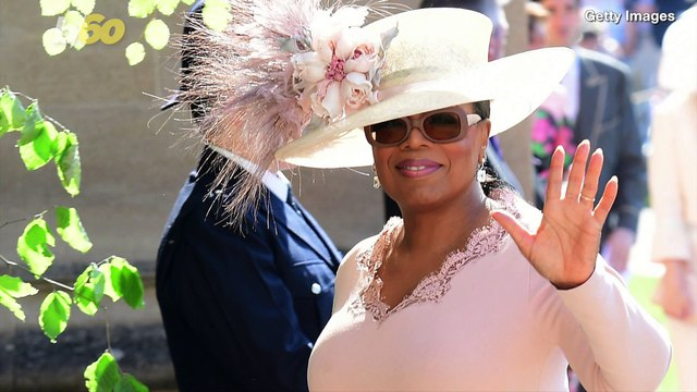 Oprah Reveals Her Support for Friends Harry and Meghan