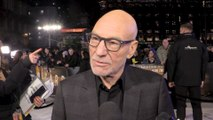 EXCLUSIVE: Patrick Stewart came back to Star Trek because the pitch was 'irresistable'