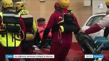 Tempête Gloria : malgré la décrue, les Pyrénées-Orientales restent en alerte