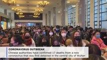 China in Lunar New Year travel rush amid coronavirus outbreak
