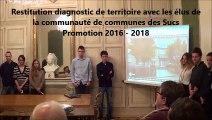 Presentation du BTSA DATR -les projets-