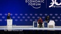 """Merkel in Davos: """"Wir müssen handeln"""""""