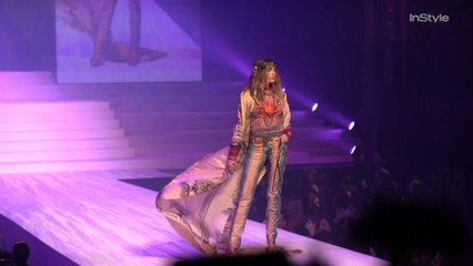 Paris Jackson Made Her Runway Debut in Jean Paul Gaultier's Final Show