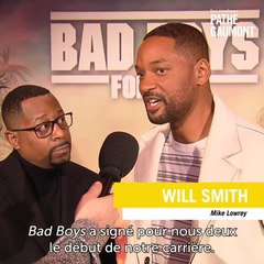 Bad Boys For Life - L'interview de l'équipe du film [EXCLUSIF]  (Will Smith / Martin Lawrence)