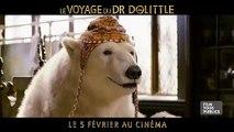 Le Voyage du Dr Dolittle - Spot _Tous les animaux parlent_ VF [Au cinéma le 5 février]