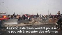 Irak: des routes à nouveau coupées, les opposants veulent des réformes
