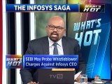 SEBI may probe whistleblower charges against Infosys CEO Salil Parekh; here's what it means according to experts