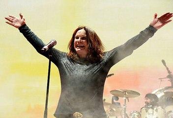 Ozzy Osbourne confesó que sufre parkinson