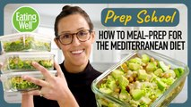 How to Meal Prep for the Mediterranean Diet