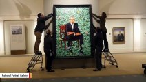 Obama Portraits Set To Go On Nationwide Tour