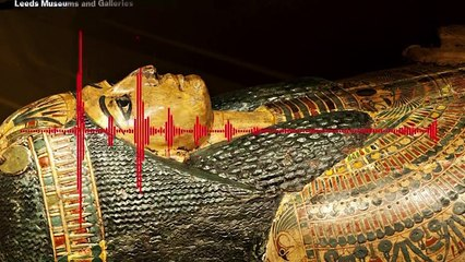 This Is What A 3,000-Year-Old Ancient Egyptian Mummy Sounds Like