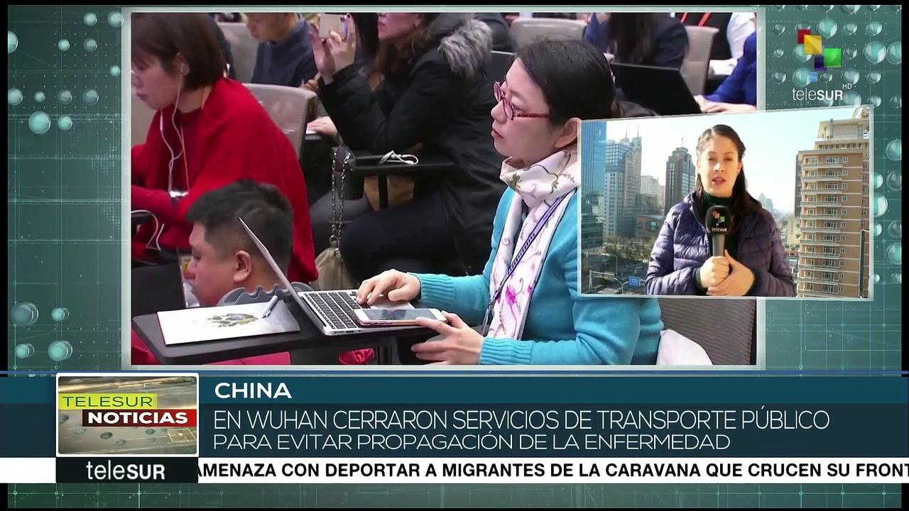 China pone en cuarentena a Wuhan, para contener el coronavirus