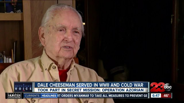 A Veteran's Voice: Dale Cheeseman