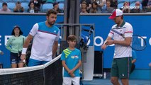 Wawrinka - Seppi : Highlights