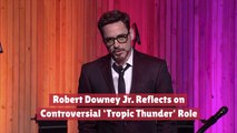 Robert Downey Jr And His Memorable Role