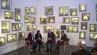 Prince Charles meets British Holocaust survivors