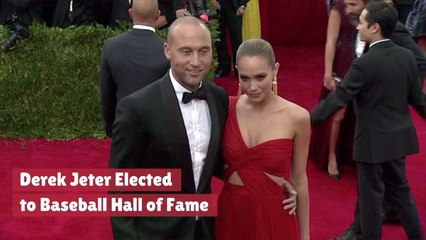 Derek Jeter Gets Prestigious MLB Recognition