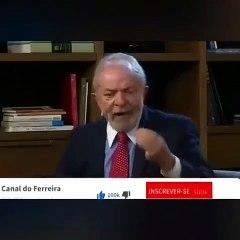 """Lula preocupado: se privatizar tudo onde """"nós"""" vamos arrumar dinheiro?"""