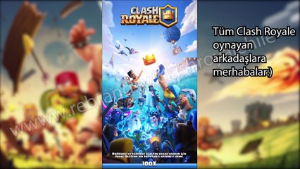 Clash Royale Hile - Clash Royale Taş Hilesi - [14.000 Taş] - [2020]
