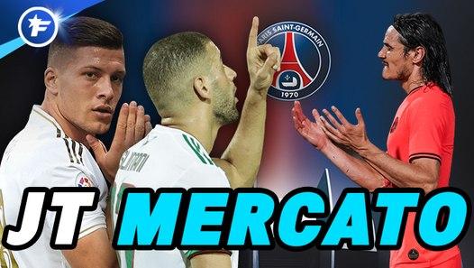 Journal du Mercato : le PSG lance son sprint final