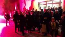 Saint-Chamas : une centaine de manifestants aux voeux du député Zulesi