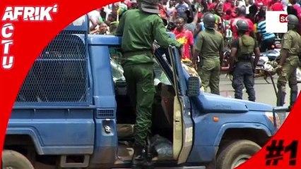 Afrik'Actu Recrutement antidjihad au Burkina Faso, Législatives Guinée,  Luanda Leaks ...