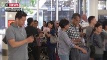 Coronavirus : les contrôles renforcés dans les aéroports