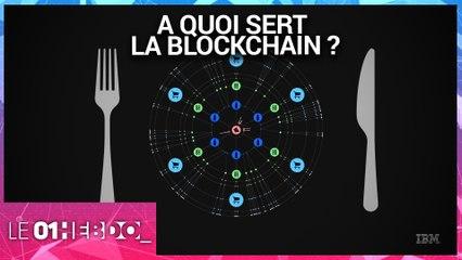 A quoi sert la blockchain ? - 01Hebdo #251