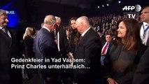 Prinz Charles: Kein Handschlag für Pence?
