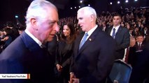 Pence's Office: No, Prince Charles Didn't Snub Pence
