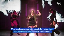 Demi Lovato to Perform Song Written Before Overdose at Grammys
