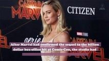Captain Marvel 2 is officially a go, and Marvel is searching for a female filmmaker to take the reins