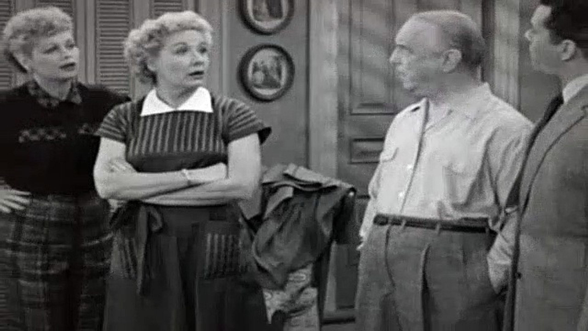 I Love Lucy S02e01 Job Switching Video Dailymotion