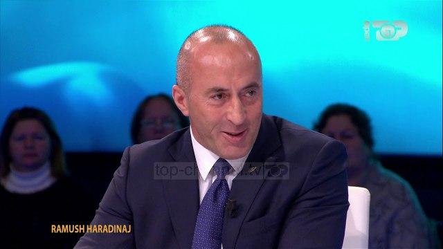 """""""Serbia e ka më të vështirë"""", Haradinaj flet për linjën ajrore Prishtinë-Beograd, zbulon detaje"""
