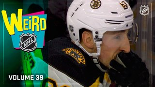 Weird NHL Vol. 39: 'It's Been That Kind of Week'