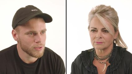 Olympic Skier Gus Kenworthy Talks to His Mom About Coming Out of the Closet