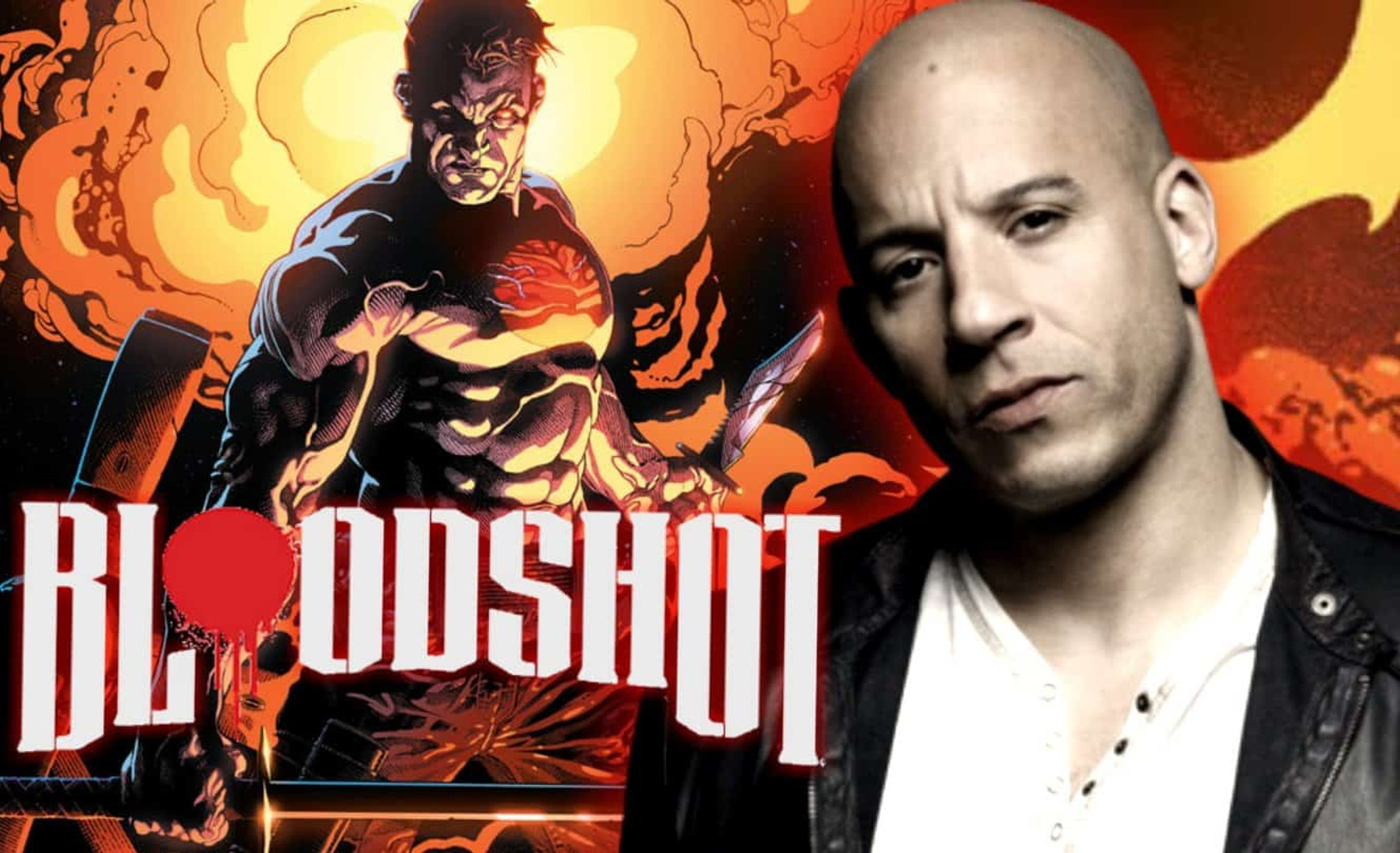 Bloodshot Trailer 02/21/2020