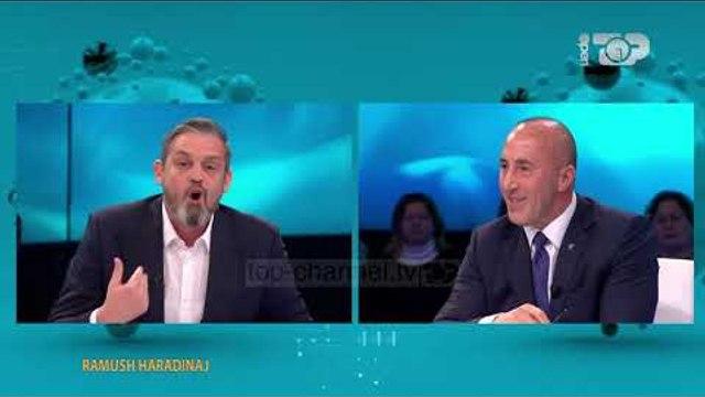 """Haradinaj: 2 vjet e gjysëm kam qenë përballë Ramës dhe Thaçit për """"korigjimi e kufijve"""""""