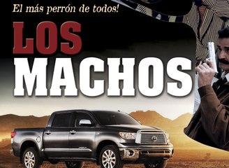 LOS MACHOS (2002) Mexico/Full Movie