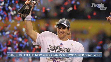 Eli Manning Retires from NFL, Ending 16-Season Career with the New York Giants