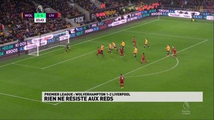Le résumé de Wolverhampton / Liverpool - Premier League