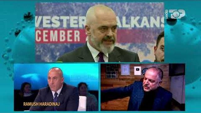 Baton Haxhiu i përgjigjet akuzave të Haradinajt dhe i del në mbrojtje Ramës