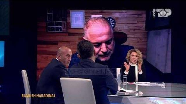 """""""Baton Haxhiu është mercenar i Edi Ramës"""", Haradinaj akuza të forta analistit"""