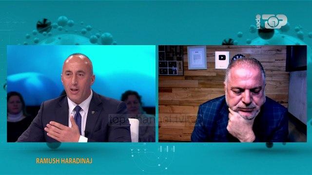 """""""Si s'po të vjen marre me fol kështu"""", Haradinaj dhe Baton Haxhiu përplasen fortë në Open"""