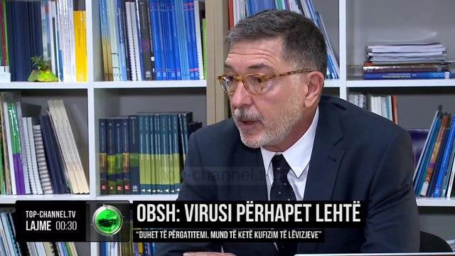Edicioni Informativ, 24 Janar 2020, Ora 00:00 - Top Channel Albania - News - Lajme