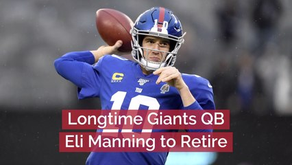 What's Next For Eli Manning